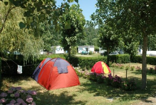 camping biarritz oyam emplacement tente
