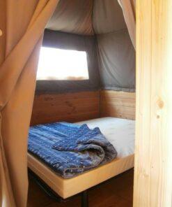 chambre lodge camping oyam
