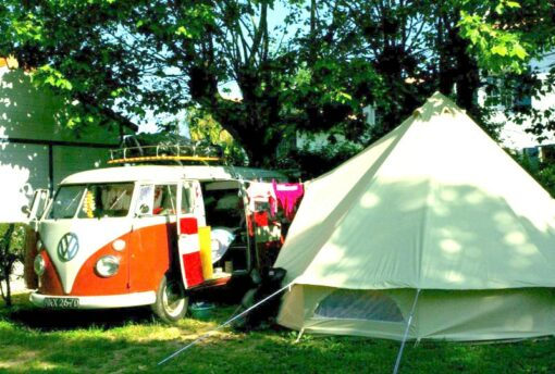 emplacements camping caravaning