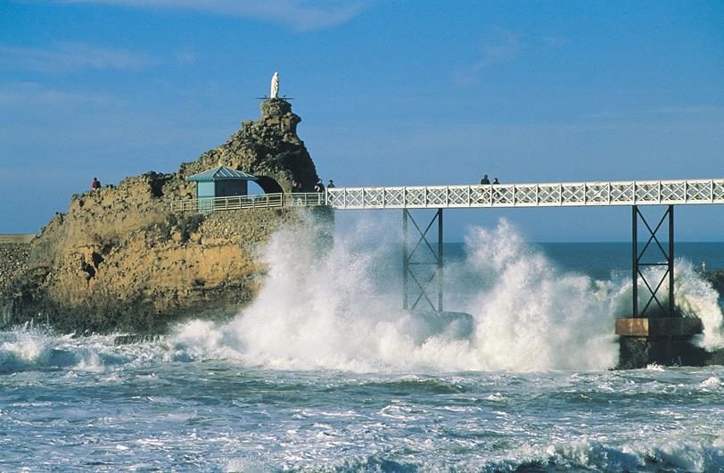 Biarritz plages