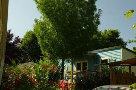 mobile homes camping oyam biarritz bidart