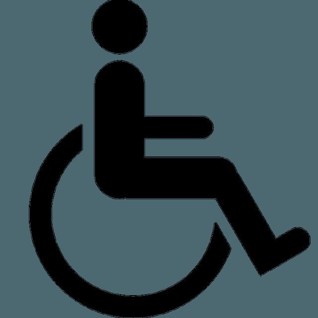 acces-handicapé camping oyam