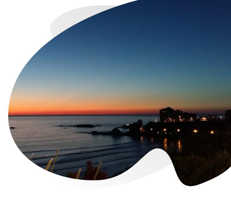 Vacances à Biarritz au Pays Basque