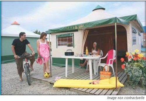 Bengalis au camping oyam