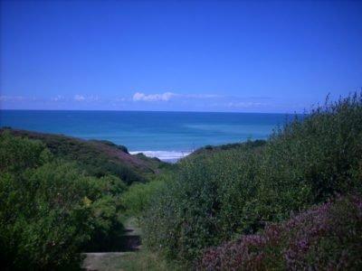 plages bidart côte basque