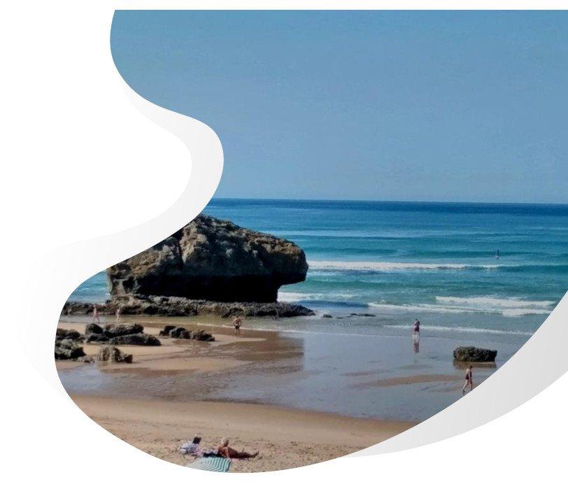 camping bord de mer bidart biarritz ilbarritz