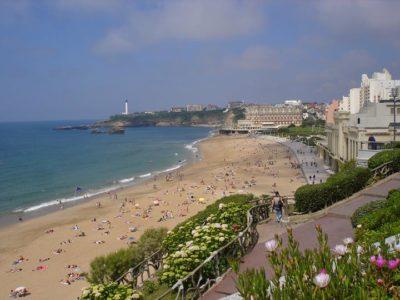 vacances camping biarritz