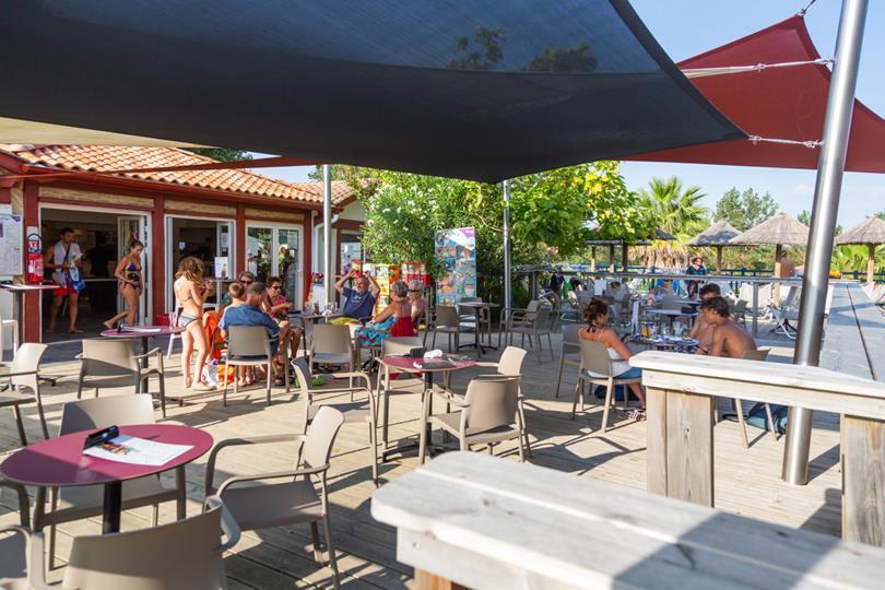 restaurant gastronomique bidart camping oyam