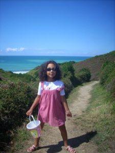 sentier littoral bidart