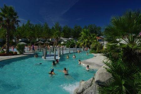 camping oyam bidart bassin aquatique