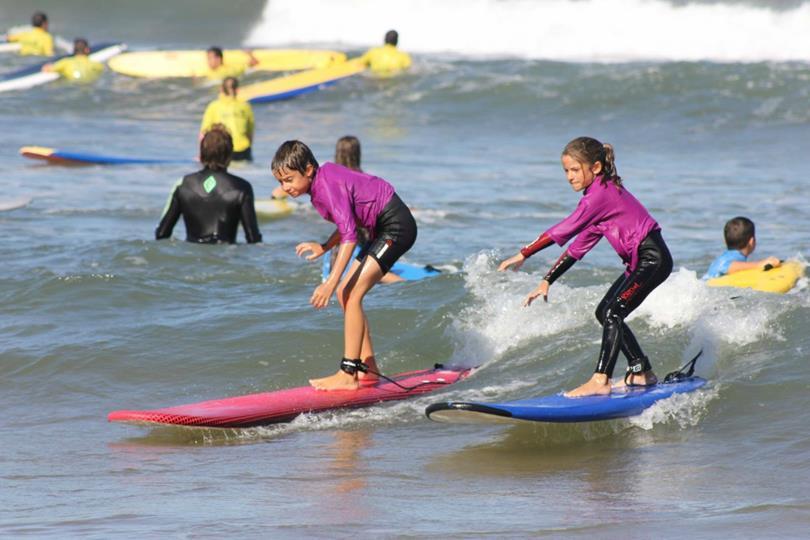 stage de surf bidart