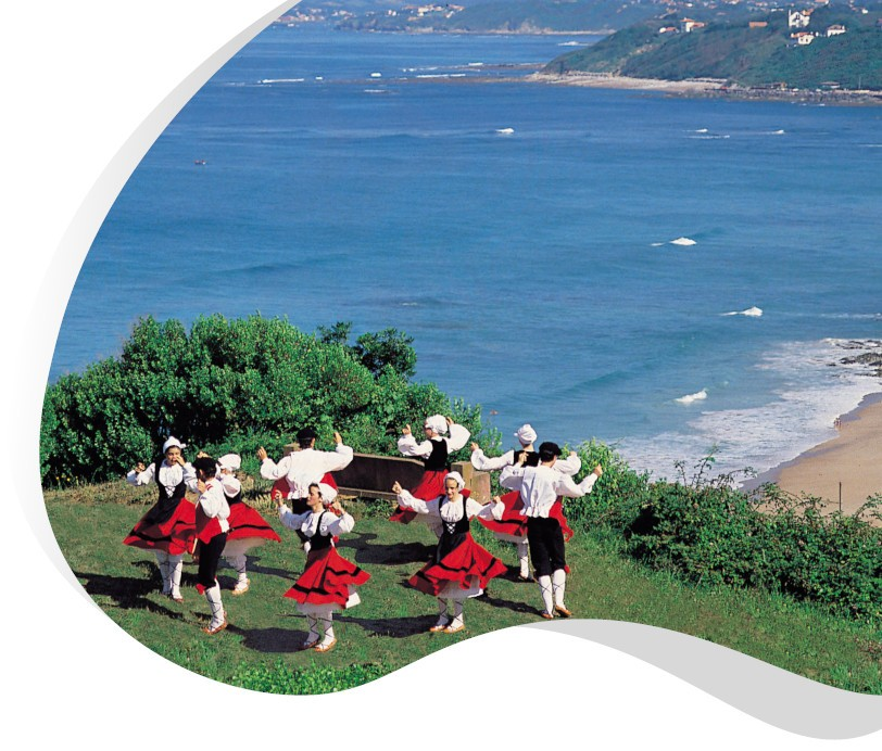 camping basque folklore