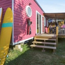 location mobil homes luxe bidart camping oyam