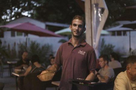 restaurant camping oyam bidart