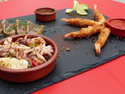 tapas dans la gastronomie basque