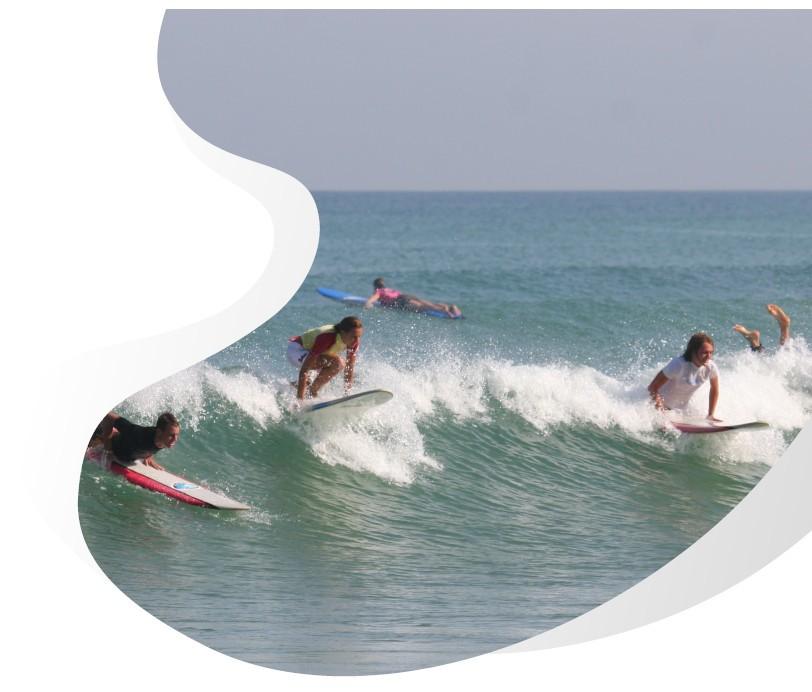 surfcamp Bidart