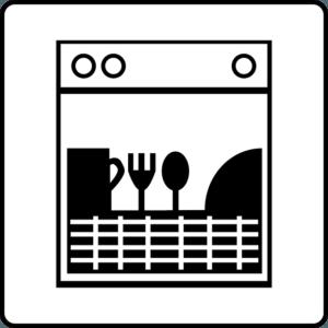 picto lave vaisselle